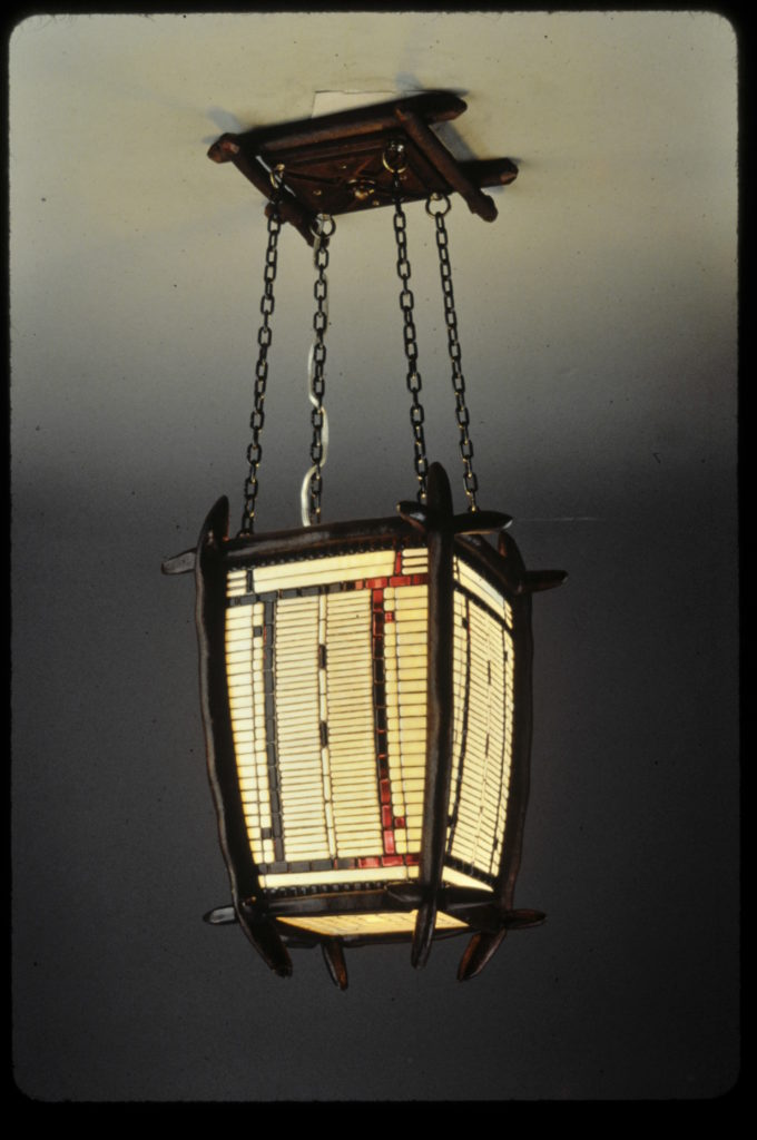Small Lantern for Boot Jack Ranch-1999