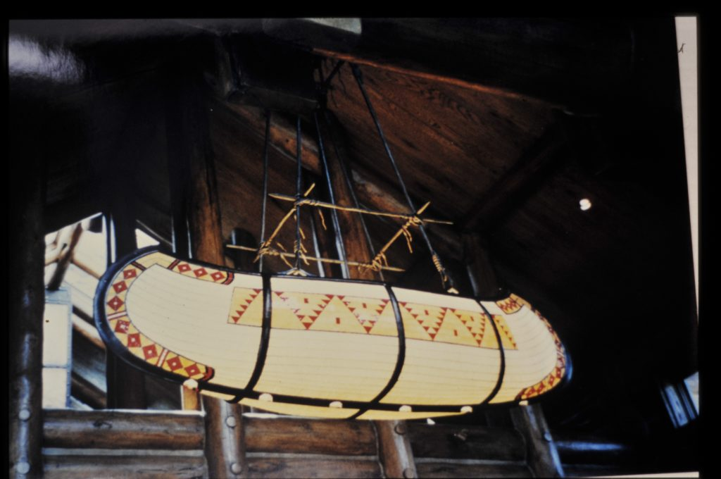 The Boot Jack Ranch Canoe 1999